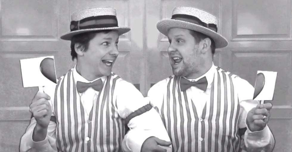 TV Star Celebrates Marriage Equality With a Fantastic Old-Timey Musical Number