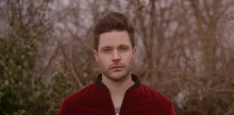 Country singer Brandon Stansell movingly tells his coming out story in powerful new music video.