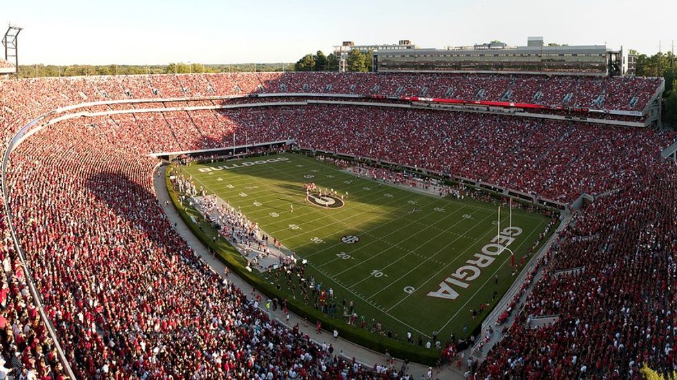 Georgia Decides Booze, Football, And Concealed Weapons Equal A Great Saturday Afternoon