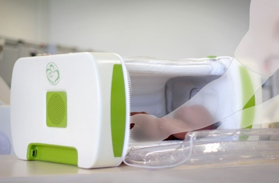 Student Fights Child Mortality With Genius New Device
