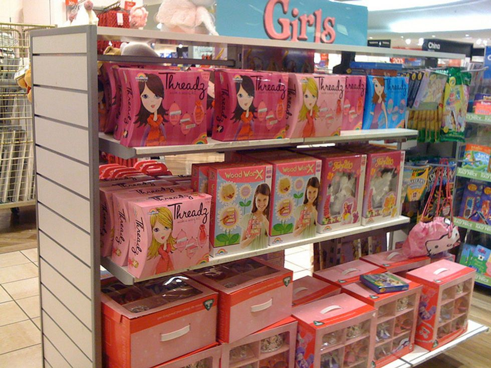 Forget Boys' and Girls' Toys: Target Introduces Gender-Neutral Toy Aisle