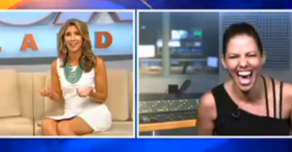 Anchorman Mad as Hell About Kardashian Obsession Walks Off Set