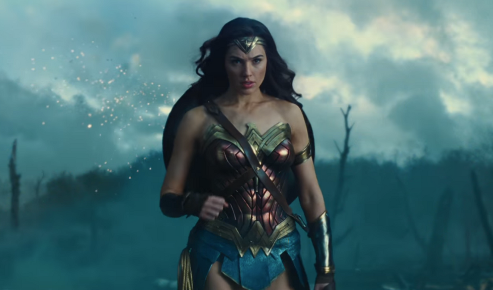 Wonder Woman Crushes The Patriarchy—And Box Office Records