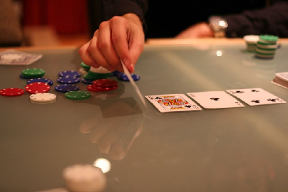 Why Love is Riskier Than Any Blackjack Table
