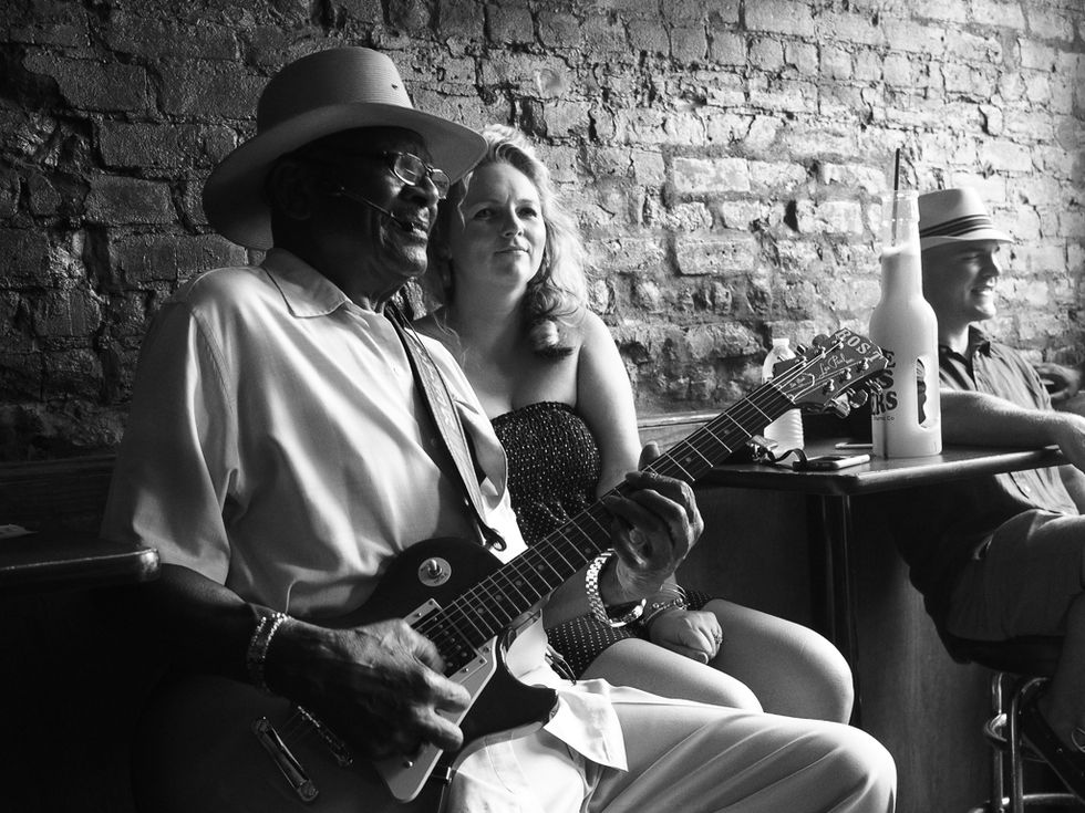 How New Orleans' Health Clinic for Musicians Survived the Storm
