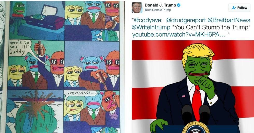 Cartoonist Forced To Kill Beloved Character Hijacked By Trump Trolls