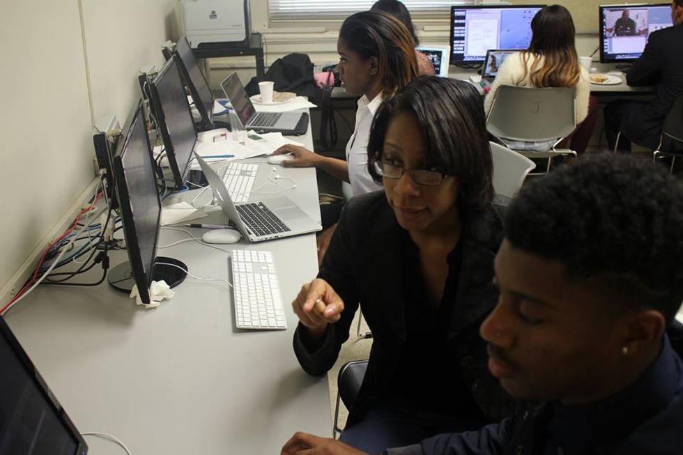 Howard Journalism Students Are Fact-Checking Myths About African-Americans