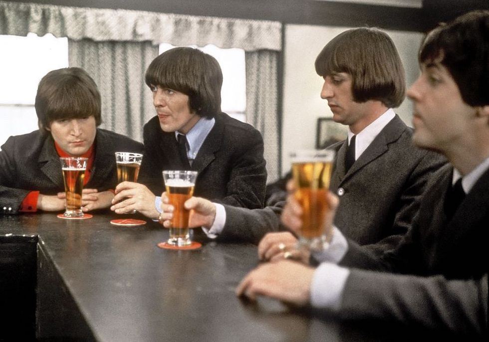 Next Time You Drink A Beer, You Might Want To Play A Song