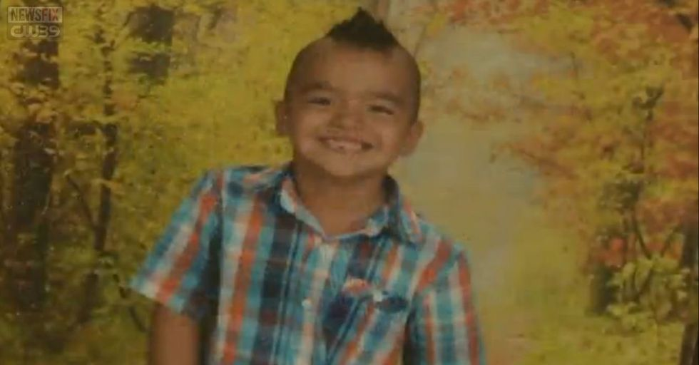 Utah School Demands Native American Second-Grader Cut His Mohawk