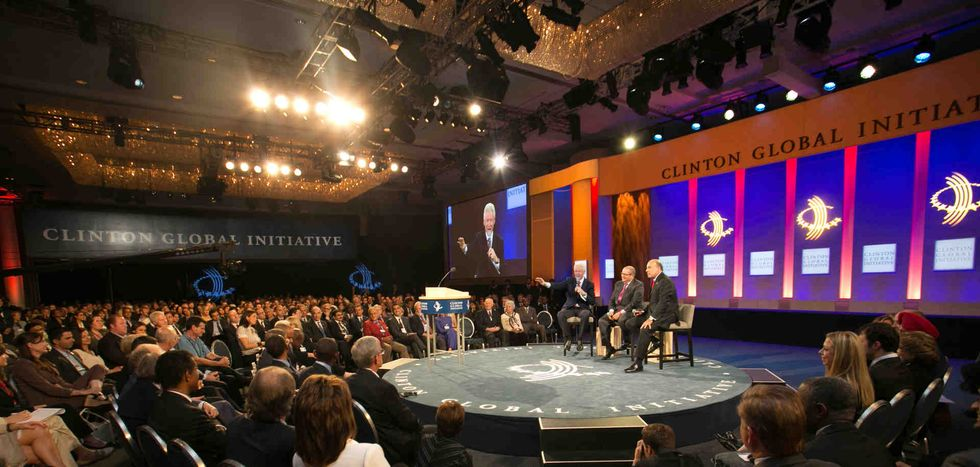 Don't Miss GOOD This Sunday—Live from the Clinton Global Initiative Annual Meeting