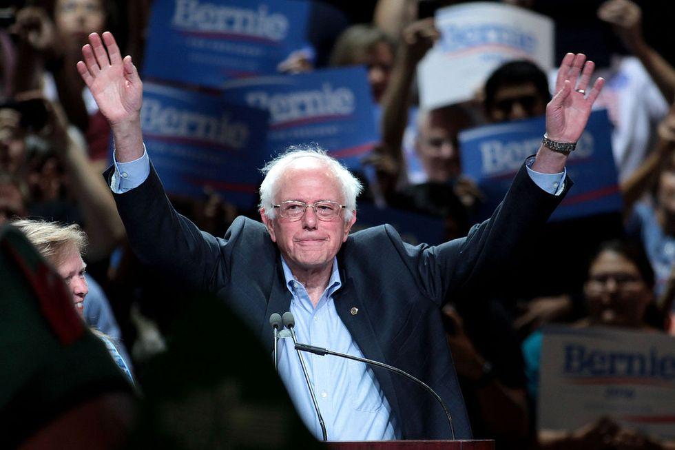 Bernie Sanders Calls for Subpoena Over Big Pharma Price Hikes