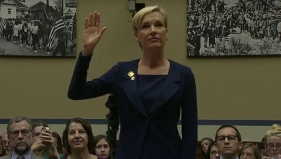 Why the Planned Parenthood Fight Won't Go Away
