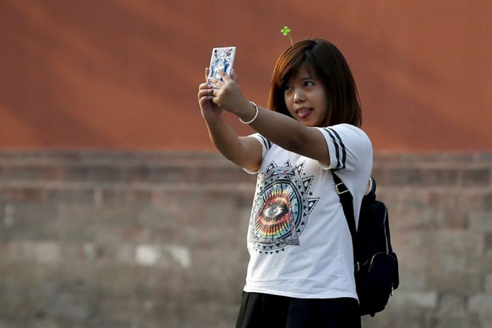 China'sSprouting Headwear Trend is a Goofy-Fun Way to Raise Environmental Awareness