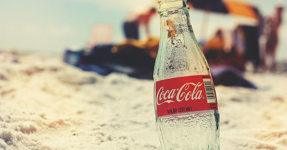 This Is Why The New Trend Of Using Coke To Get A Tan Is A Terrible Idea