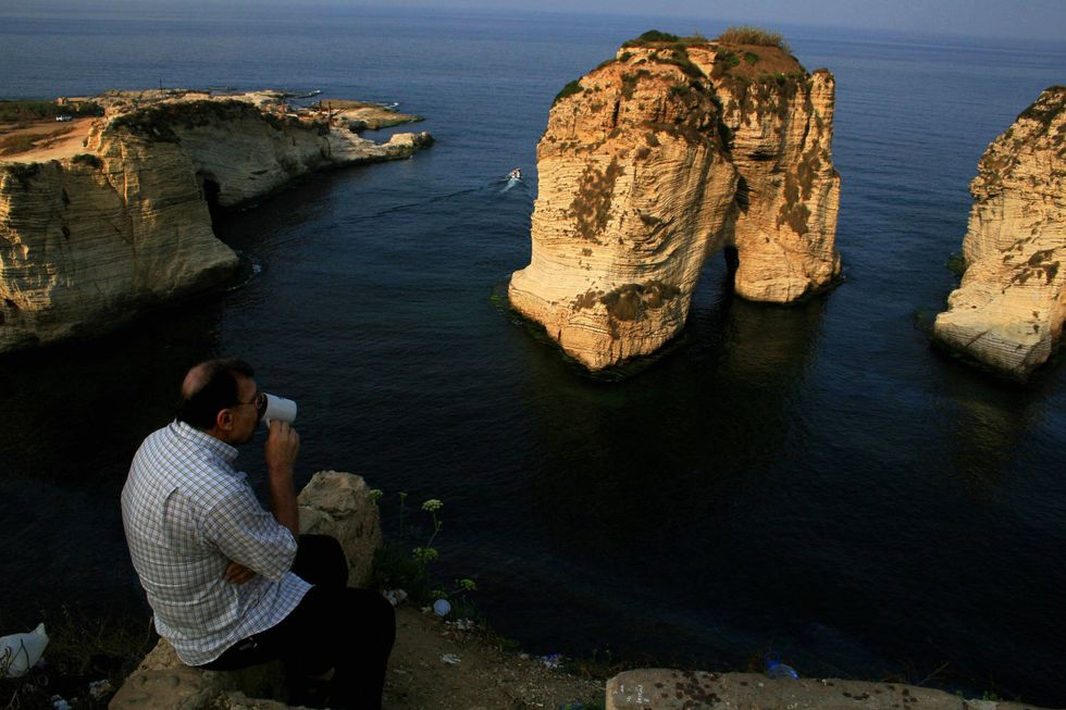 Beirut Is Blocking Its World Famous Beaches From The People Who Actually Live There