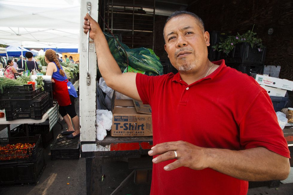 Your Favorite Farmers Market Food Might Be a Scam