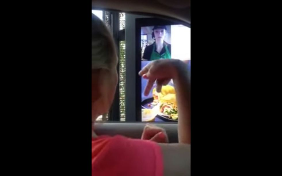 Starbucks Drive-Thru In Florida Now Accepts Orders In Sign Language