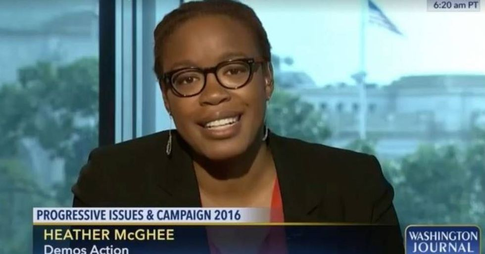 Heather McGhee'sHonest Discussion On Race In America