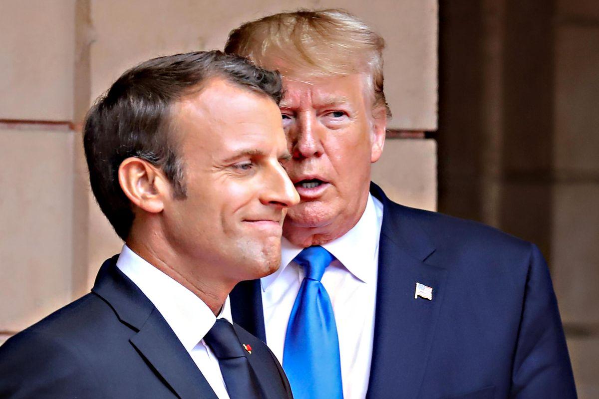Una Web tax francese per dispetto a Trump
