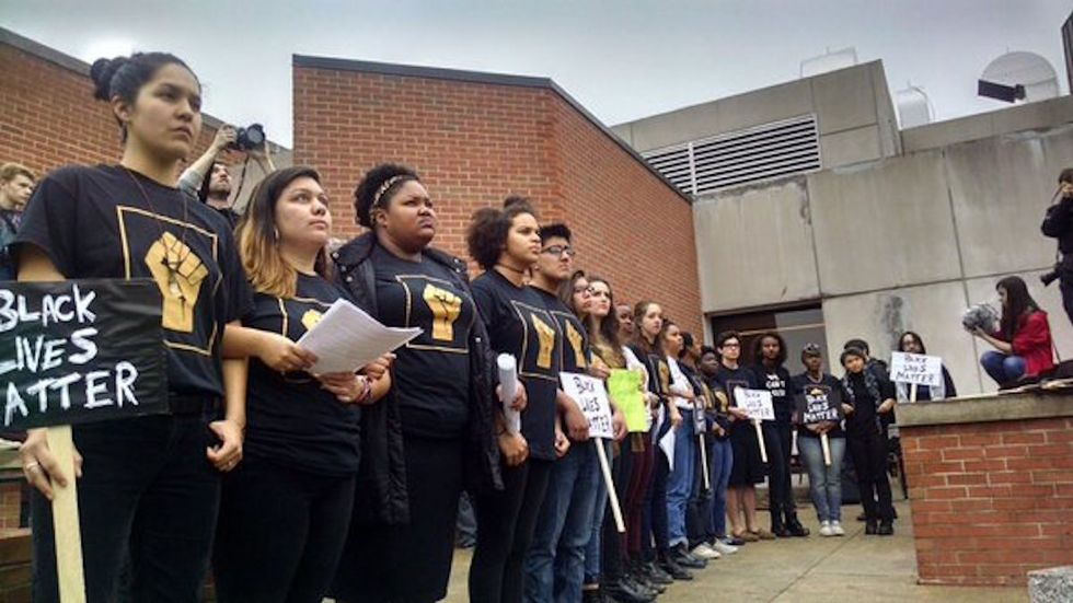 Mizzou Protests Inspire Ithaca College Walkout