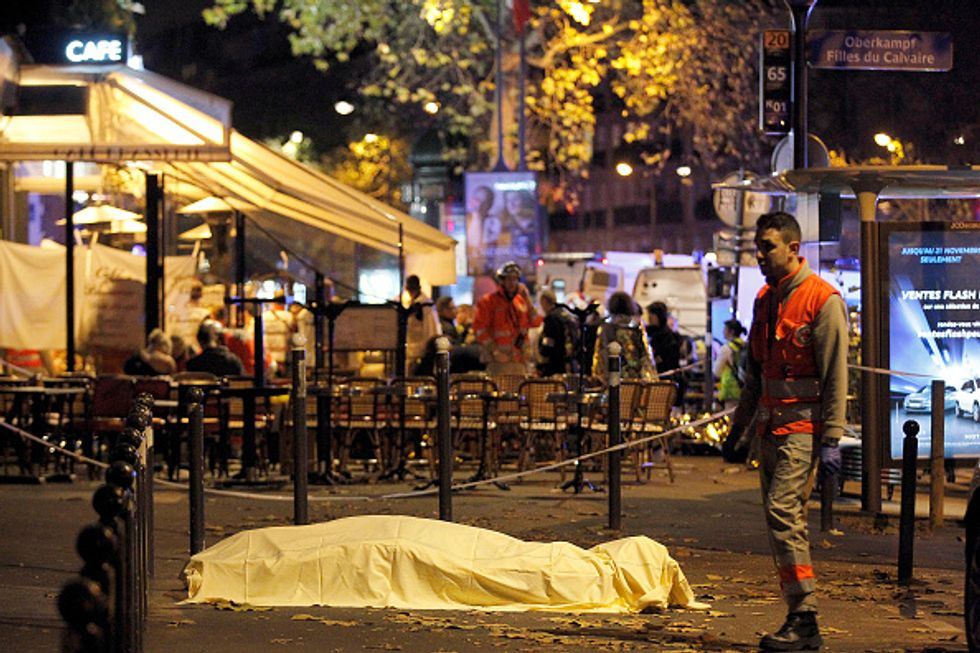 The Attacks in Paris: What We Know