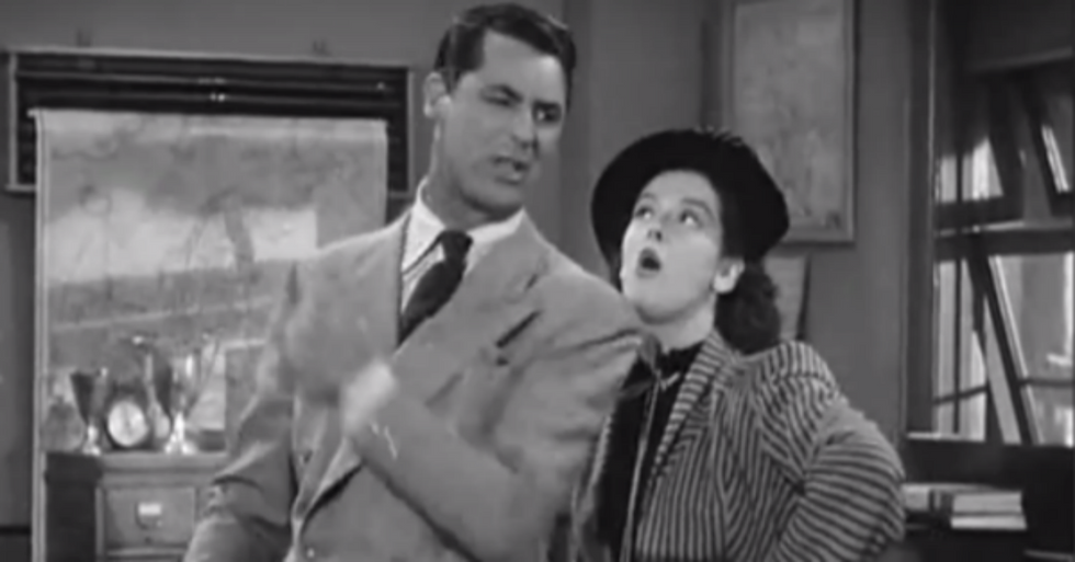 Cool Video Reveals Why People in Old Movies Talked Funny
