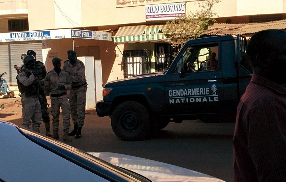 27 Reported Dead, Remaining Hostages Freed in Malian Terror Attack