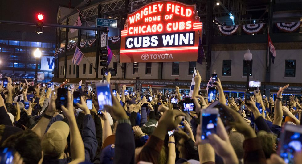Why America Was Rooting For The Cubs