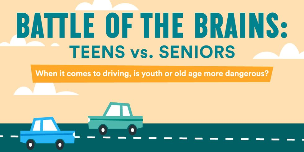 Are Teens or Seniors Safer Drivers? The Answer May Surprise You