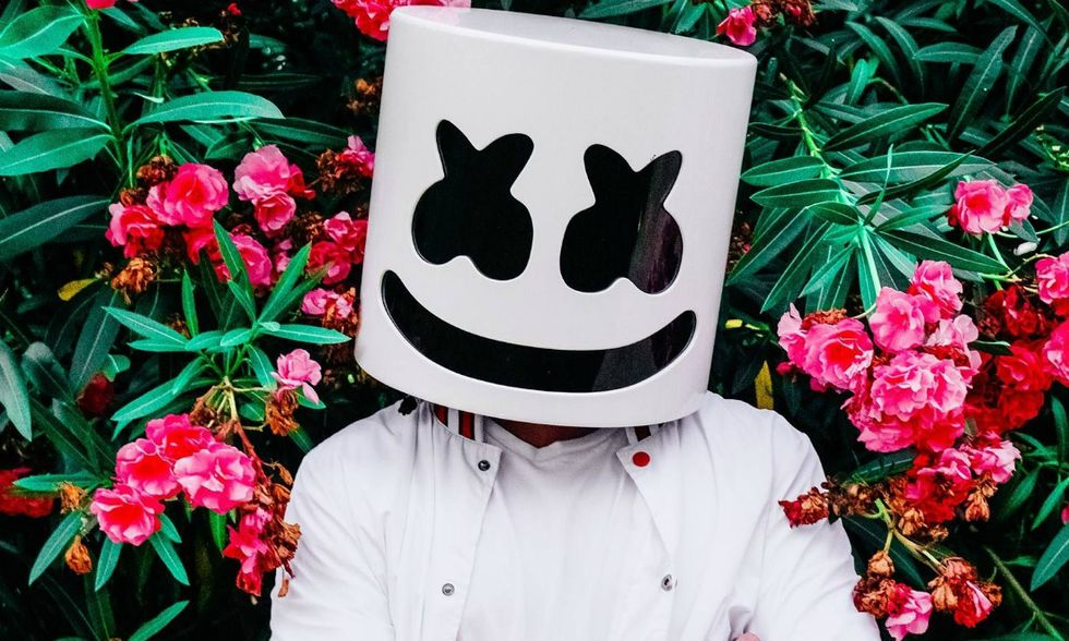Marshmello Il Deejay Superstar Rimasto Un Signor Nessuno Panorama