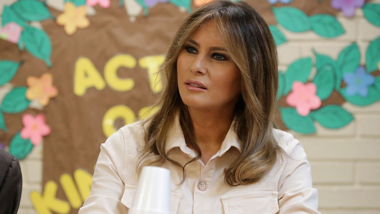 New book reveals what Melania told President Trump about Christine Blasey Ford's Kavanaugh allegations