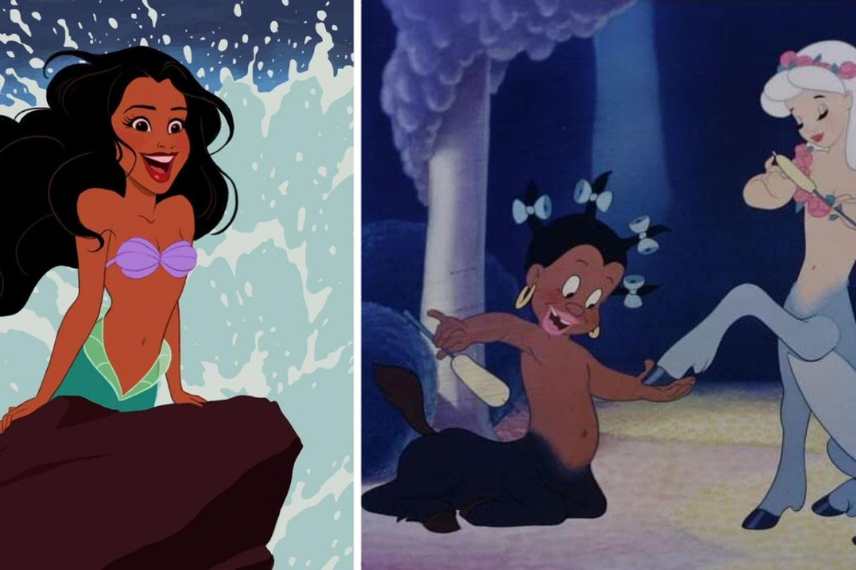 Disney's black Ariel isn't just about diverse representation. It's also about undoing past wrongs.