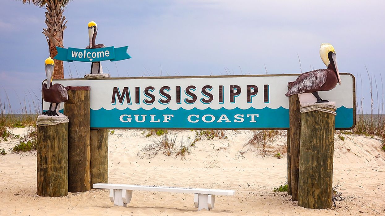 Every Mississippi Beach Is Closed Due to Toxic Algae