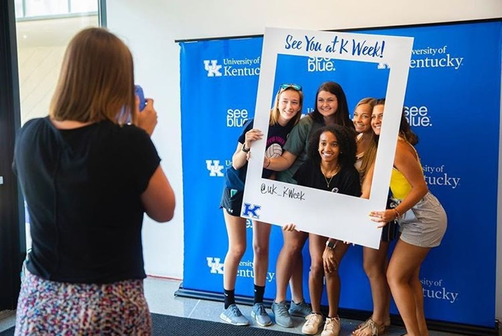 5 Reasons K Week Is The Best Week At University Of Kentucky