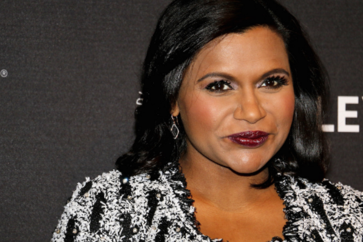 Mindy Kaling shared an uplifting post about 'bikini bods' and everyone is feeling the love.