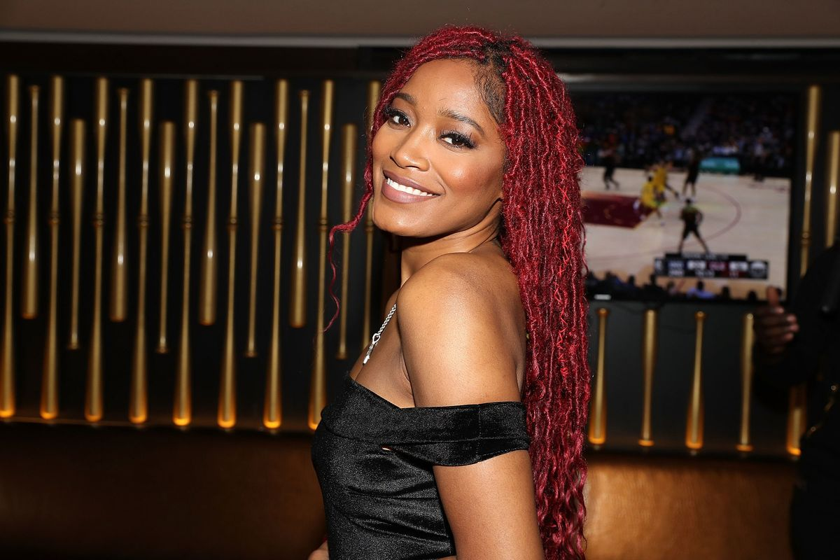 Keke Palmer Addresses the R. Kelly Sexual Abuse Allegations