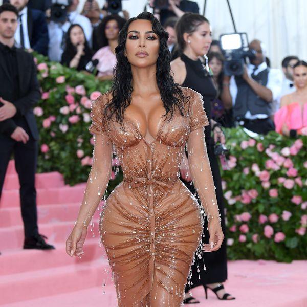 No, Kim Kardashian Didn't Get Ribs Removed