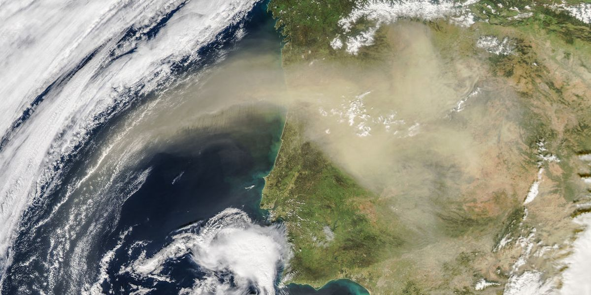 What climate change means for globe-traveling Saharan dust