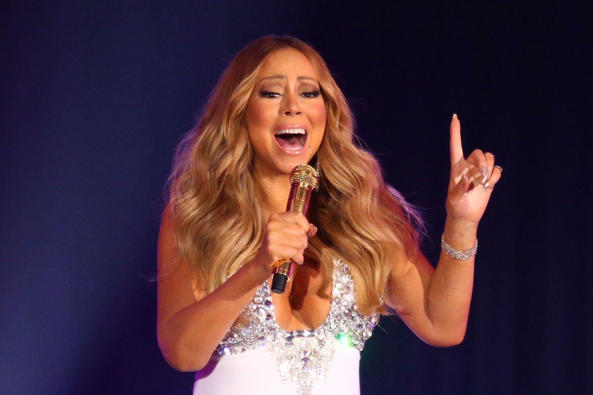 Mariah Carey Has Only Been With Five People