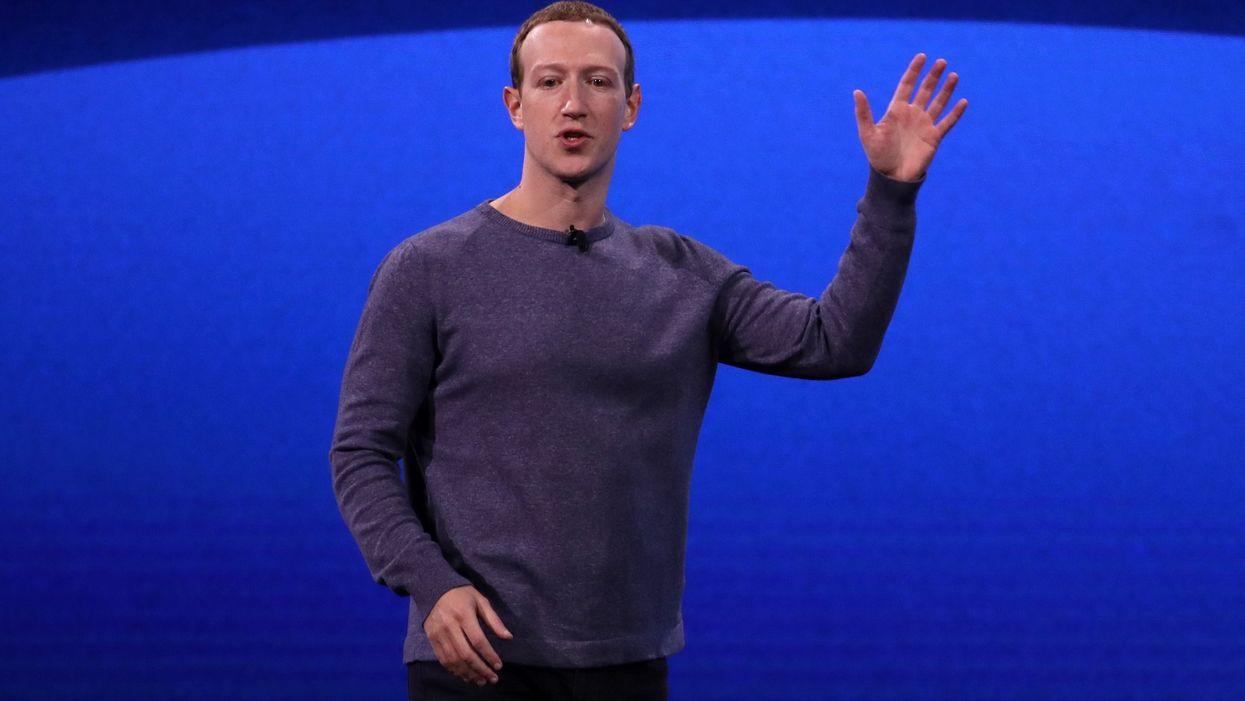 Mark Zuckerberg brags that Facebook blocked pro-life ads ahead of Ireland's vote