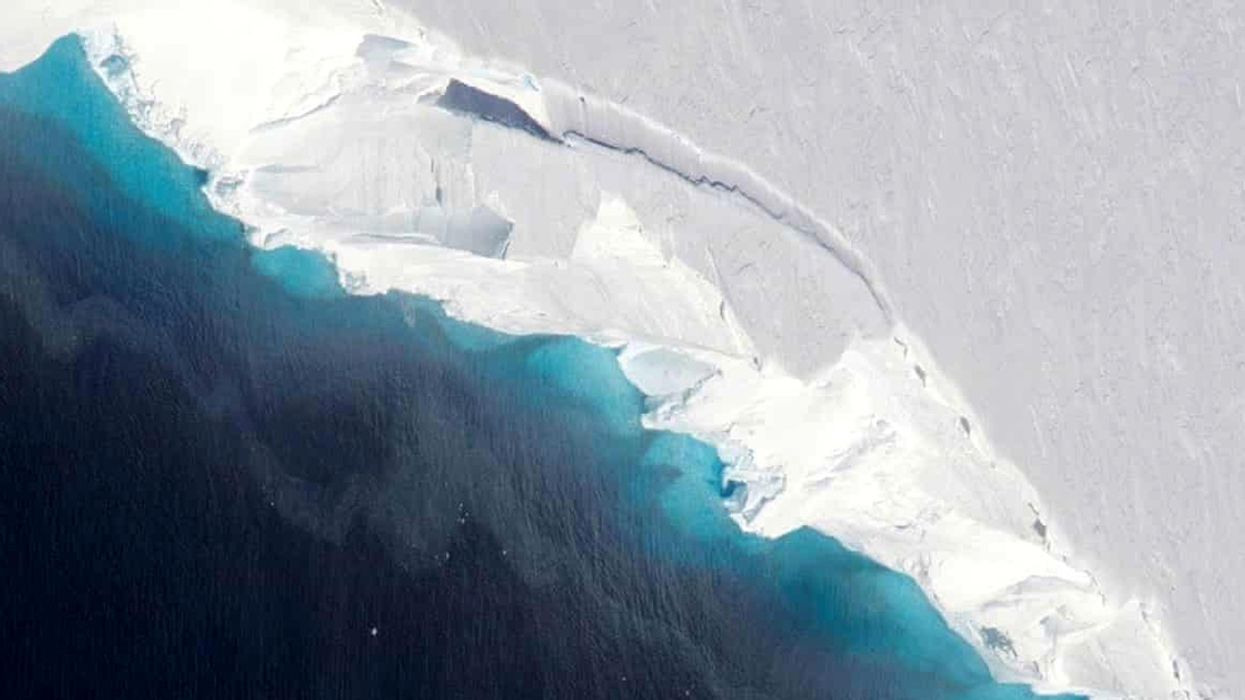 Antarctic Glacial Melt May Be Irreversible Causing Sea Rise, Research Says
