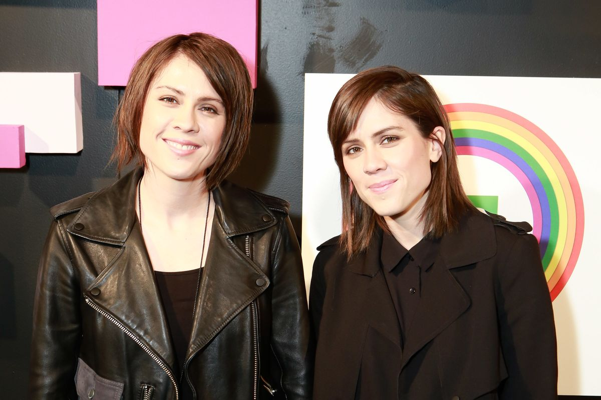 Tegan and Sara Wrote Their New Album in High School