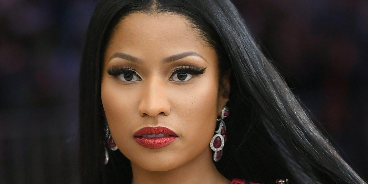 Nicki Minaj Cancels Saudi Arabia Show in Support of LGBTQ Rights