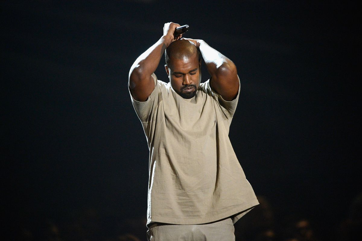 Kanye West Wants Us to Stop Using the Word 'Crazy'