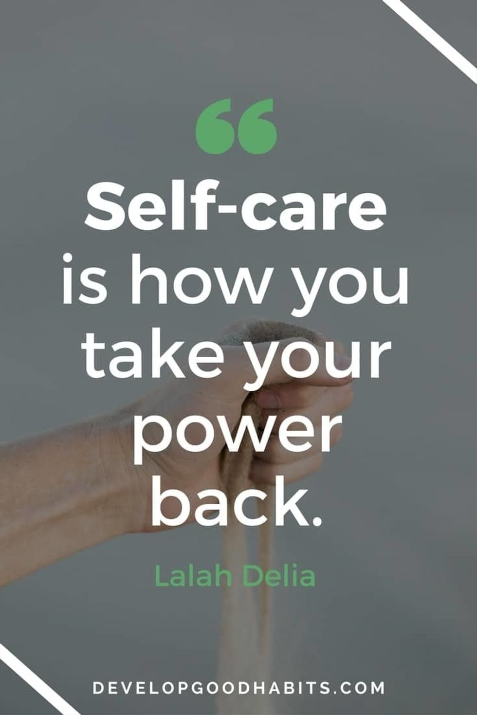 """How To Practice """"Self-Care"""" Correctly"""