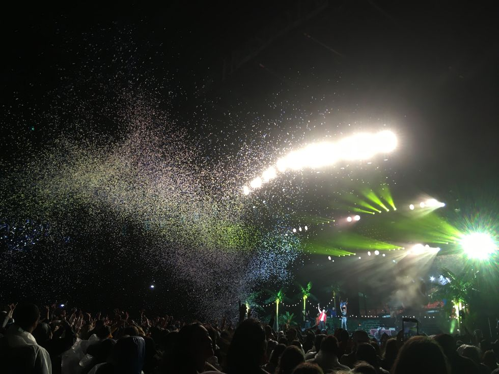 The Adventures of Macklemore and Kesha: Concert Review
