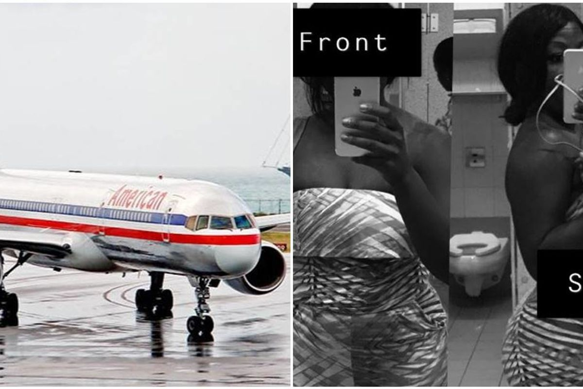 American Airlines has apologized for demanding a black woman 'cover up' for wearing a romper.