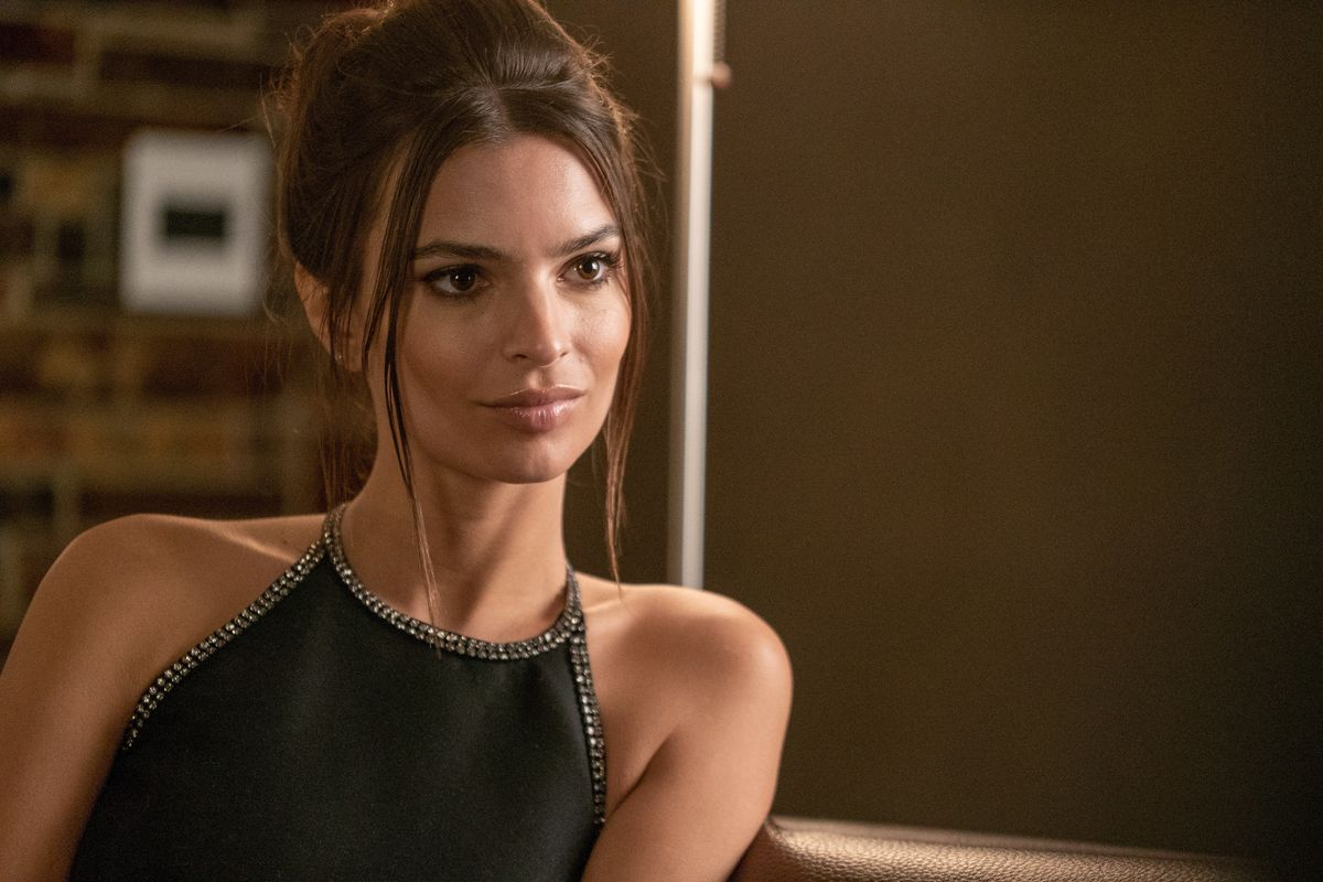 Watch an Exclusive Clip from @Emrata's New Movie