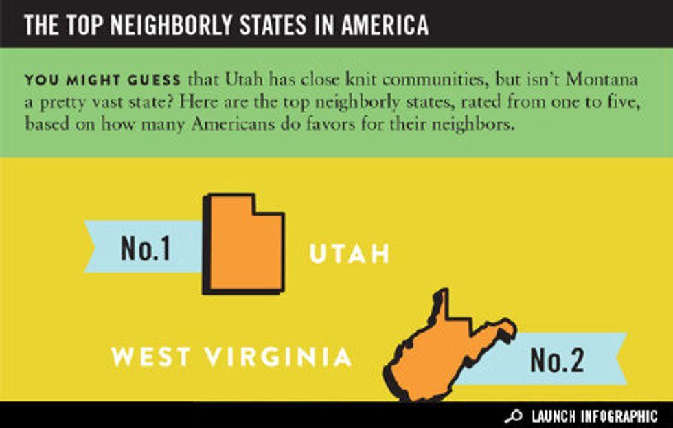 Infographic: Do You Know Your Neighbor?