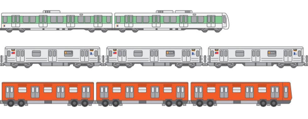 American Public Transit Lags Behind